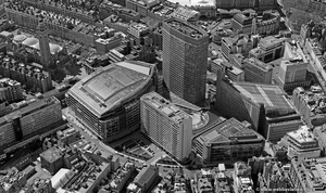 Cardinal Place Victoria London   aerial photo