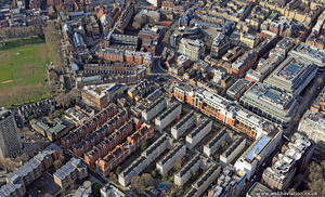 Horseferry Rd  London aerial photo