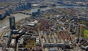 Millbank  aerial photo