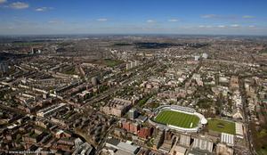 St John's Wood aerial photo
