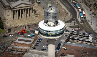 Radio City Tower Liverpool  aerial photograph