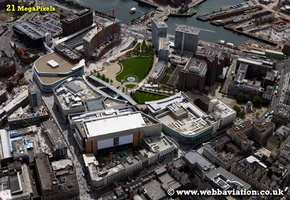 Liverpool  Merseyside aerial photograph