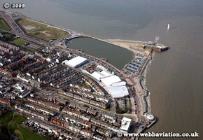 Wallasey Wirral  UK aerial photograph