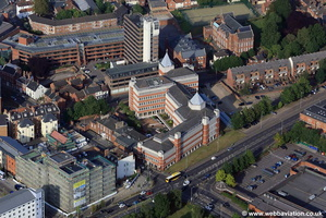 Sentinel House Norwich aerial photo