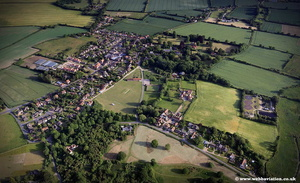 Swardeston Norfolk  aerial photo