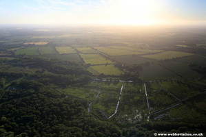 North Walsham & Dilham Canal aerial photograph