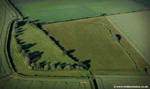 High Banks Roman Fort Ovington jc20333