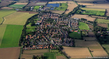 Hemingbrough aerial photograph