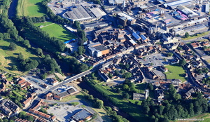 Tadcaster aerial photograph