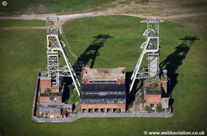 Clipstone Colliery jc14964