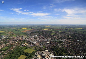 Banbury aerial photos