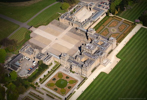 Blenheim Palace from the air