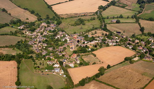 Epwell  from the air