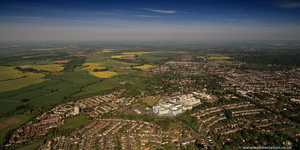 Headington from the air