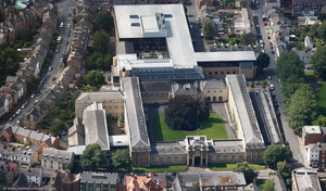 Oxford University Press (OUP) aerial photograph