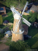 Whissendine aerial photographs