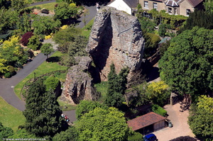 Bridgnorth aerial photographs