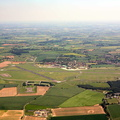 RAF Shawbury  from the air