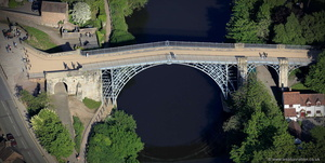Telford aerial photographs