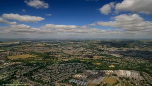 Bath aerial photographs