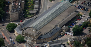 Green Park Station aerial photograph