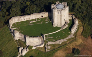 Conisbrough Castle South Yorkshire