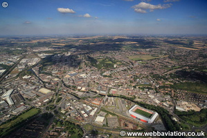 Rotherham aerial photographs