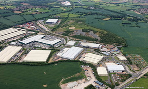 Birch Coppice Business Park - Business Park Dordon Tamworth B78 1SQ aerial photograph