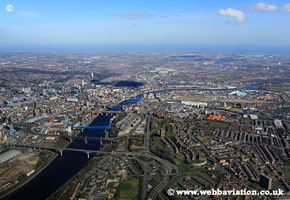 Gateshead aerial ic05575