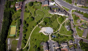 Gateshead Tyne and Wear aerial photograph