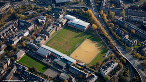 Royal Grammar School, Newcastle upon Tyne  from the air
