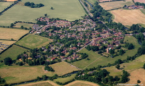 Stoneleigh from the air