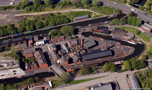 Black Country Museum Dudley aerial photograph