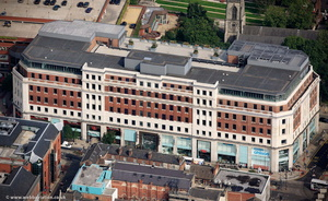 Broad Gate LS1  from the air