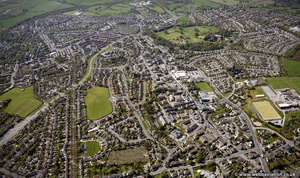 Horsforth from the air
