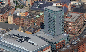 K2 Leeds from the air