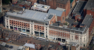 The Headrow, Leeds LS1 from the air