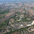 Hawksworth Trading Estate Swindon  aerial photograph