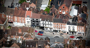George Hotel Load St  Bewdley  from the air