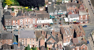 Load St  Bewdley  from the air