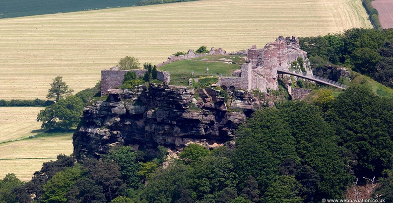 Beeston castle hc33196