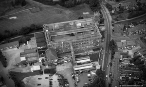 Goyt Mill Marple   from the air