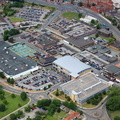 Winsford Cross Shopping Centre  aerial photograph