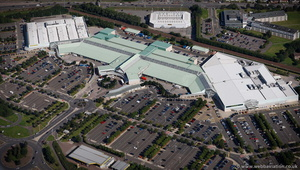 Gyle Shopping Centre  Edinburgh  from the air