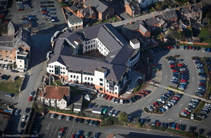 Denbighshire County Council aerial photograph