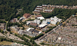 University of South Wales from the air