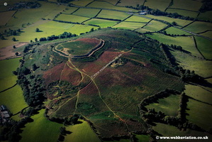 Pen-y-Crug hillfort ic29660a