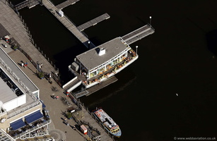 Cadwaladers Mermaid Quay, Cardiff aerial photograph
