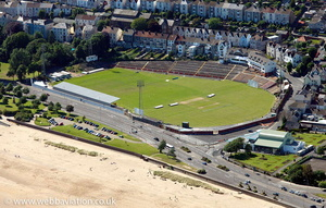 Swansea Cricket Ground aerial photograph