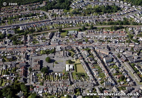 Swansea West Glamorgan Wales Wales   aerial photograph